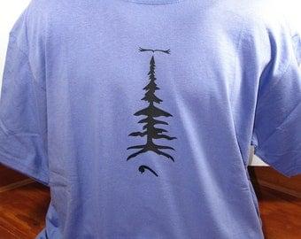 Northeastern Woodland Native American design T-shirt/Iroquois