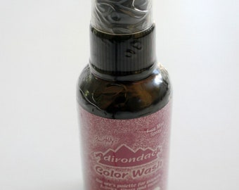Ranger Adirondack Color Wash - Non-Toxic Water Based Spray Dye in Wild Plum Color