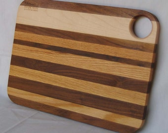 Large Size Face-grain Wooden Cutting Board