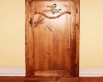 cupboard, wood cupboard, kitchen cupboard