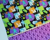 Elvis Presley Rock-n-Roll Standard Pillowcase