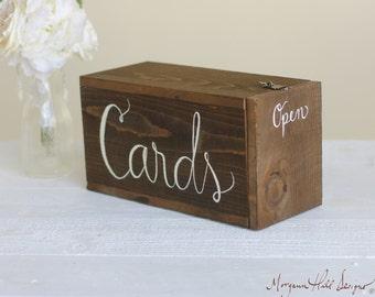 Wedding Cards Box Rustic Mailbox Shabby Chic Wedding Decor (Item Number MMHDSR10016)
