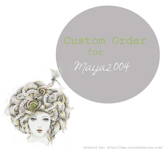 CUSTOM Order for Maija2004