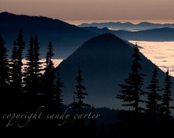 View from a Mountaintop A Fine Art Photograph