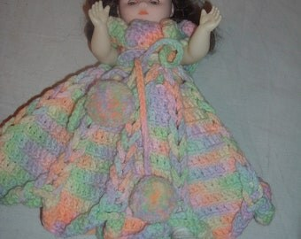 vintage parts doll and dress