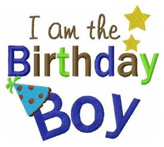 GreatStitch Birthday Shirt 1st Birthday 2nd Birthday Boy