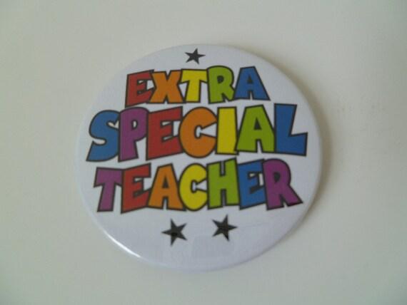 Extra Special Teacher Magnet