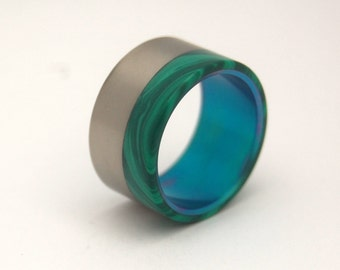 wedding rings, titanium rings, wood rings, mens rings, Titanium Wedding Bands, Eco-Friendly Rings, Wedding Rings - NECTAR of YOUR PASSION