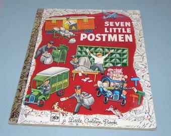 Little Golden Book, Seven Little Postmen