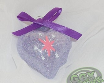 Twilight Sparkle My Little Pony Themed Ornament