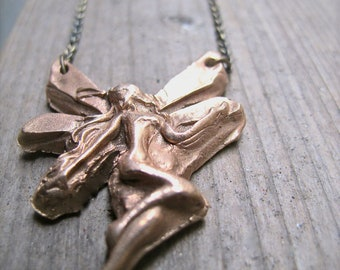 The Dragonfly Fairy Necklace