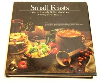 Small Feasts Vintage Cookbook