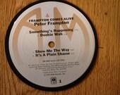 Peter Frampton Coaster