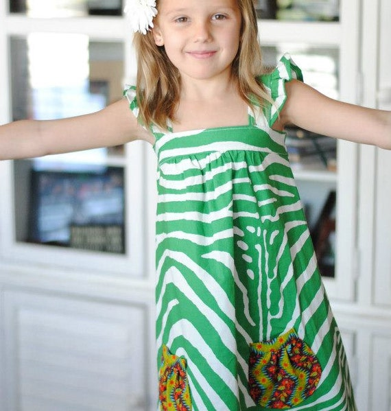 Girls Shift Dress or Top Pattern - Sis Boom Bettyann PDF E-Book