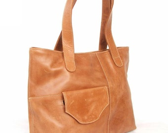 Leather bag for women  Market  bag women  leather bag Satchel leather bag handbag tote bag