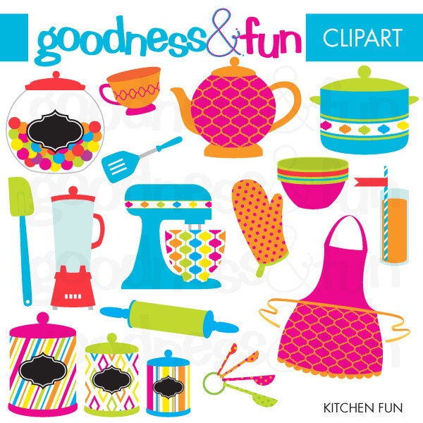 clipart kitchen utensils free - photo #39