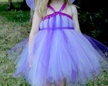 Vidia Pixie Tutu Dress Costume 0-5T  Great for Halloween Birthdays or Portraits - SALE