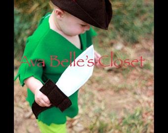 Boys Peter Pan Costume