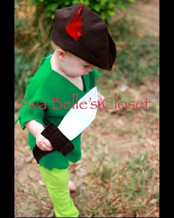 Peter Pan Costumes Diy Peter Pan Costume