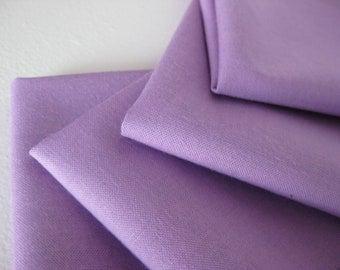 Cloth Napkins - Violet - 100% Cotton Napkins