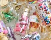 Candy Jars -  Blythe Candy Shop - Dollhouse Miniatures - Choose ANY 3