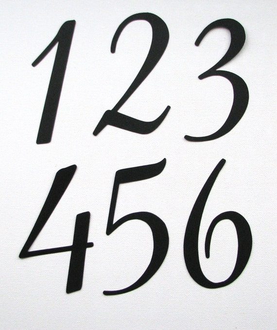 Accomplished image pertaining to printable large numbers