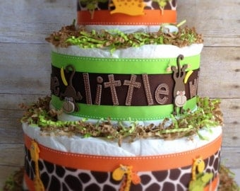 The Little Wild One Cake