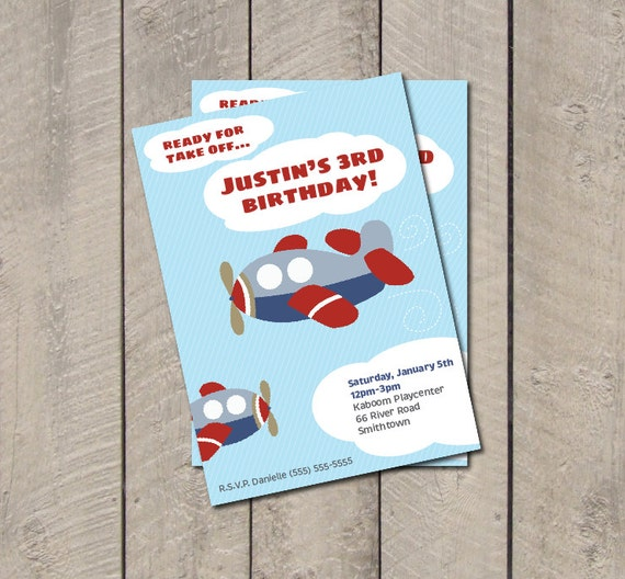 Free aeroplane birthday invitation printables orderecigsjuicefo airplane birthday invitations gangcraft birthday invitations filmwisefo