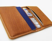 New Arrival -- iPhone 5. Personalized iPhone ,Passport & Card Case n Wallet in Premium Selection, Stone Oiled, Peru Calfskin