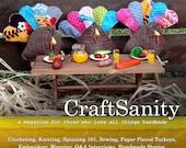 CraftSanity Magazine Issue 8 Print Edition