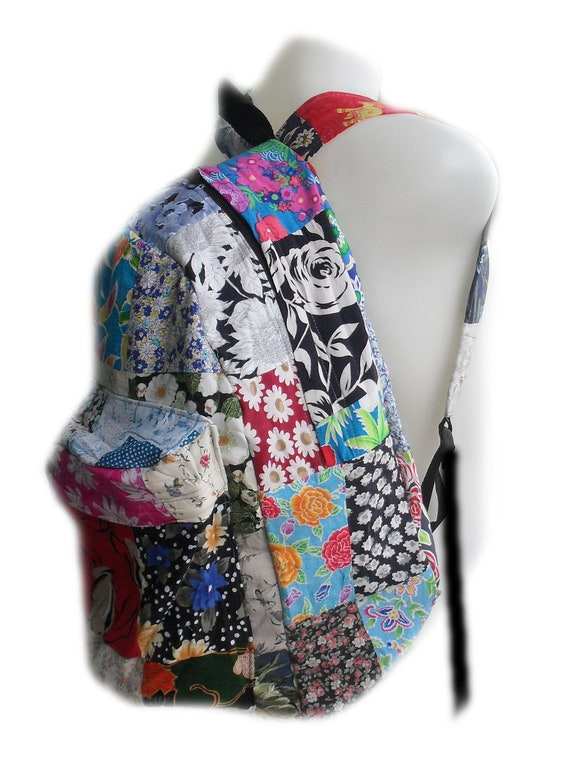 "March Madness Backpack Shoulder HandBag Get 10% Coupon Code ""SiamHandMade"""