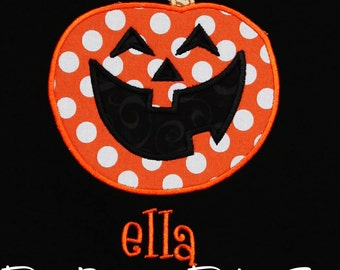 Halloween Shirt, Personalized Jack o Lantern Pumpkin Shirt, Personalized Halloween Shirt, Boys Halloween Shirt, Girls Halloween Shirt, Gift