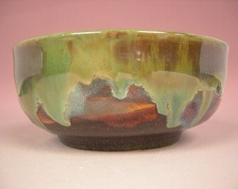 Medium Cereal Bowl - Jade Caverns II