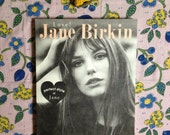 Jane Birkin's perfect style Japanese book