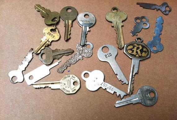 10 Random Keys for a Buck