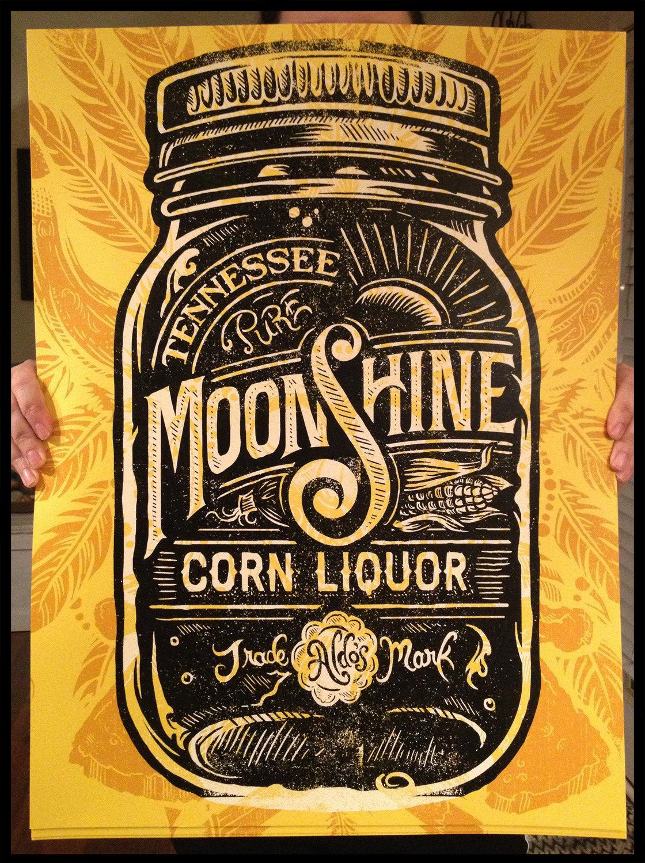 moonshine liquor tattoo - photo #3