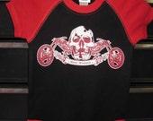 Road Warrior Baby Motorcycle Bodysuit