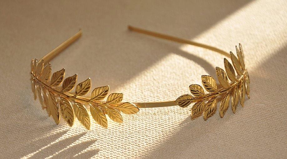 Head Wreath Greek Laurel Wreath Greek Crown