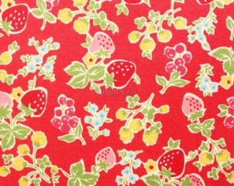 Candy berry  - Red by Atsuko Matsuyama - Printed in Japan