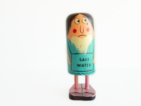 Pride Creations Popsie Pop Up Save Water