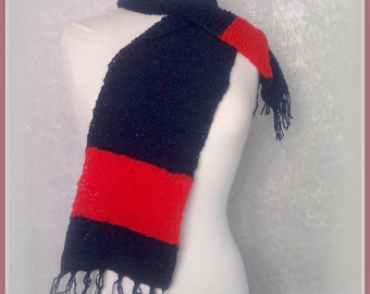 Scarf  knitting  wool  for  man  and women   Ready  to  Ship