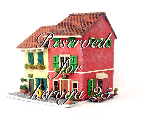 Final Payment - RESERVED for KEROGA25 -  Murano Island Houses Two in One with Canal Walkway and Side Dock