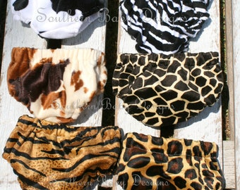 FREE SHIPPING Gorgeous Animal Print Fur Diaper Covers Boys & Girls Perfect for Photo Session Prop, Newborn, First Birthday Cake Smash