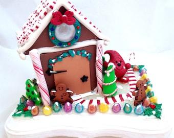 Δείτε πως να φτιάξετε πανεμορφα  Χριστουγεννιάτικα στολίδια και αξεσουάρ από πολυμερικό πηλό (ΟΔΗΓΙΕΣ)