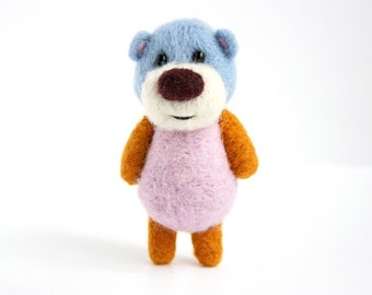 Colourful pocket bear