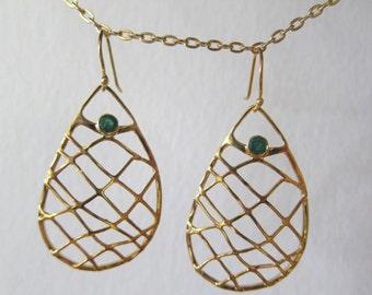 Emerald Dreamcatcher Nets
