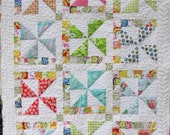 PDF Laundry Day Quilt Pattern from Quilt Doodle Designs