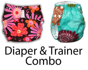 Diaper & Training pants COMBO Sewing Patterns