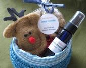 Organic Cat Holiday Sampler Gift Basket