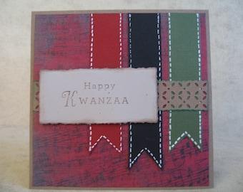 Happy Kwanzaa - Set of 10 Cards